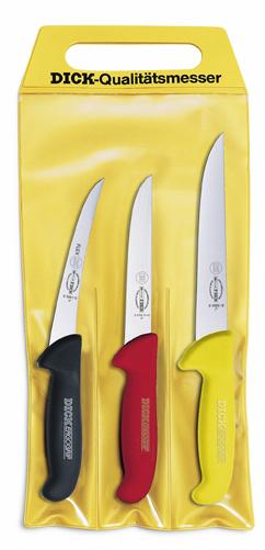 DICK kés szett -82551000