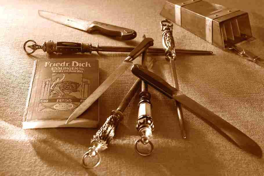 DICK termékek rövid története